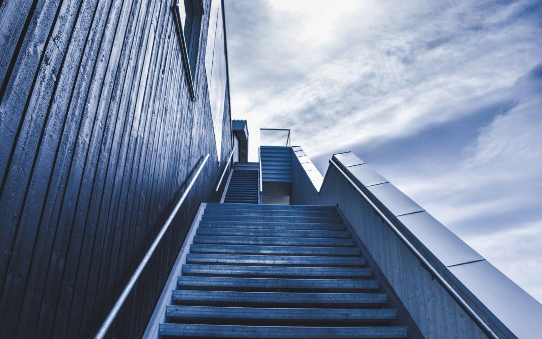 Ideeën voor veiligheid op de trap