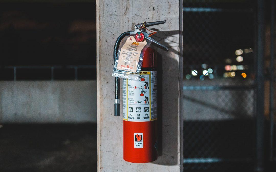 Brandveilig wonen